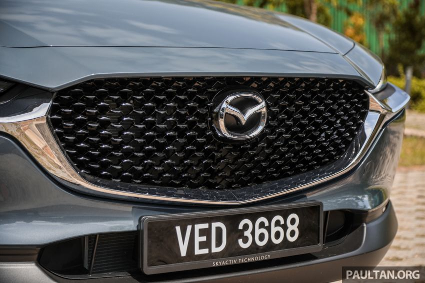 2020 Mazda CX-30 officially launched in Malaysia – three CBU variants; AEB and MRCC; from RM143k Image #1070420