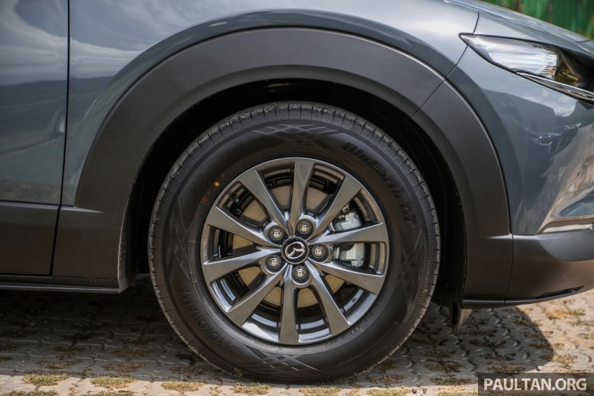 2020 Mazda CX-30 officially launched in Malaysia – three CBU variants; AEB and MRCC; from RM143k Image #1070422