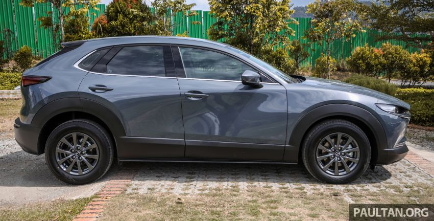 2020 Mazda CX-30 officially launched in Malaysia – three CBU variants; AEB and MRCC; from RM143k Image #1070415