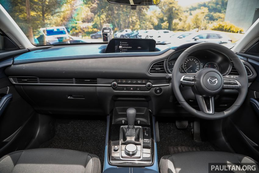 2020 Mazda CX-30 officially launched in Malaysia – three CBU variants; AEB and MRCC; from RM143k Image #1070439