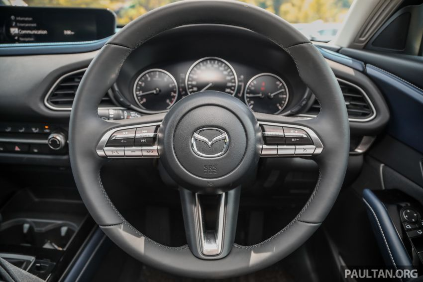 2020 Mazda CX-30 officially launched in Malaysia – three CBU variants; AEB and MRCC; from RM143k Image #1070440
