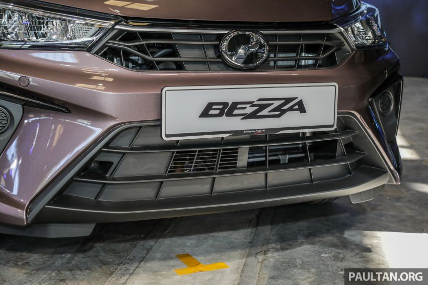 2020 Perodua Bezza facelift launched in Malaysia – ASA 2.0, LED headlamps, 4 variants, from RM34,580 Image #1066465