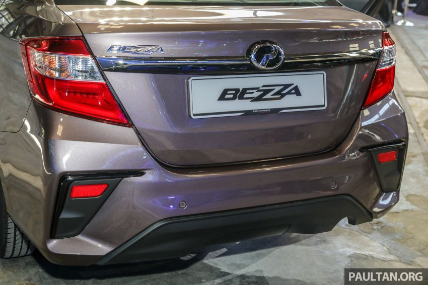 2020 Perodua Bezza facelift launched in Malaysia – ASA 2.0, LED headlamps, 4 variants, from RM34,580 Image #1066471