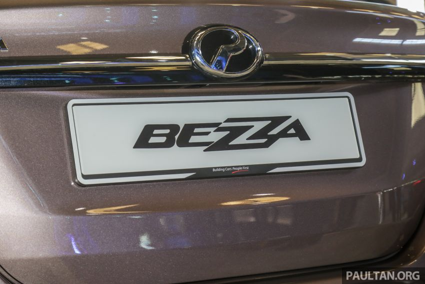 2020 Perodua Bezza facelift launched in Malaysia – ASA 2.0, LED headlamps, 4 variants, from RM34,580 Image #1066474