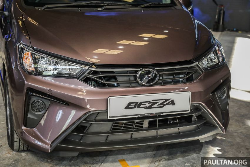 2020 Perodua Bezza facelift launched in Malaysia – ASA 2.0, LED headlamps, 4 variants, from RM34,580 Image #1066461