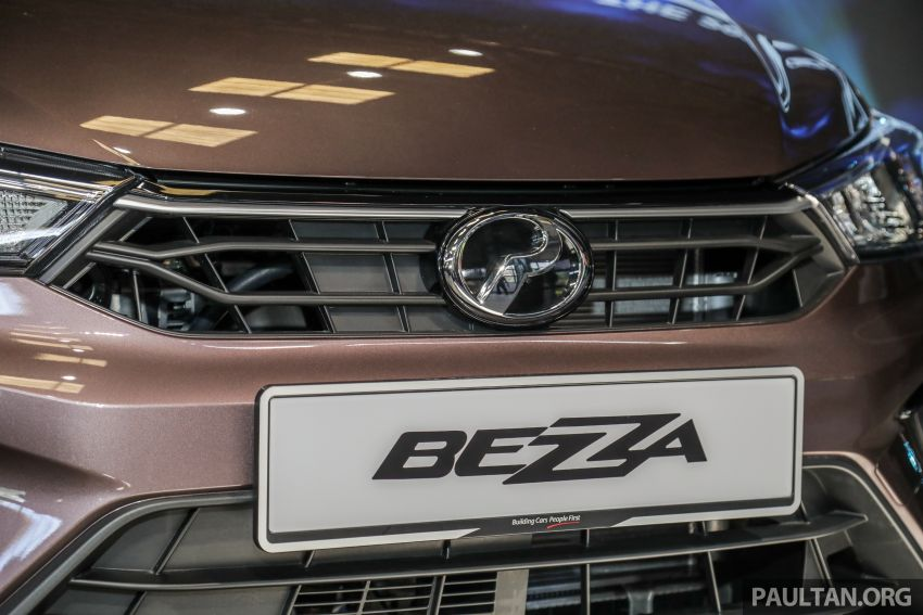 2020 Perodua Bezza facelift launched in Malaysia – ASA 2.0, LED headlamps, 4 variants, from RM34,580 Image #1066464
