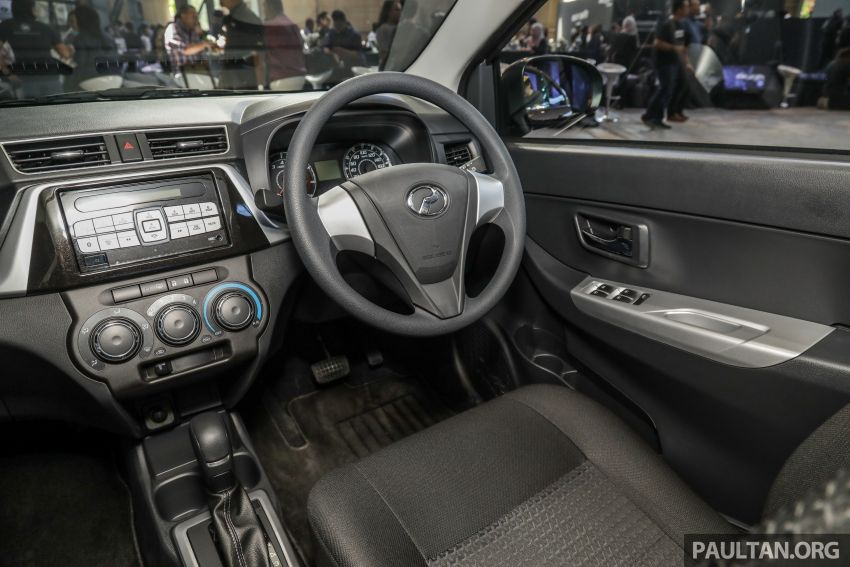 2020 Perodua Bezza facelift launched in Malaysia – ASA 2.0, LED headlamps, 4 variants, from RM34,580 Image #1066494