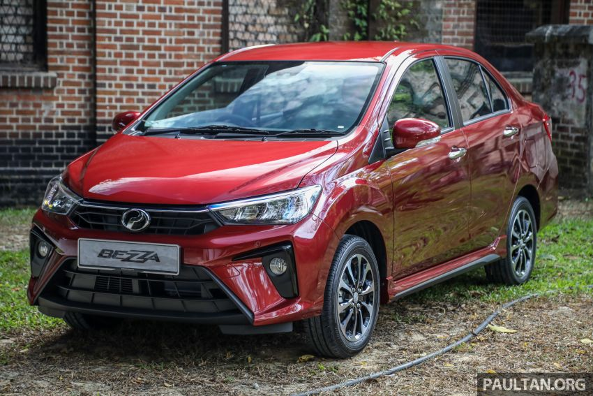 2020 Perodua Bezza facelift launched in Malaysia – ASA 2.0, LED headlamps, 4 variants, from RM34,580 Image #1066072