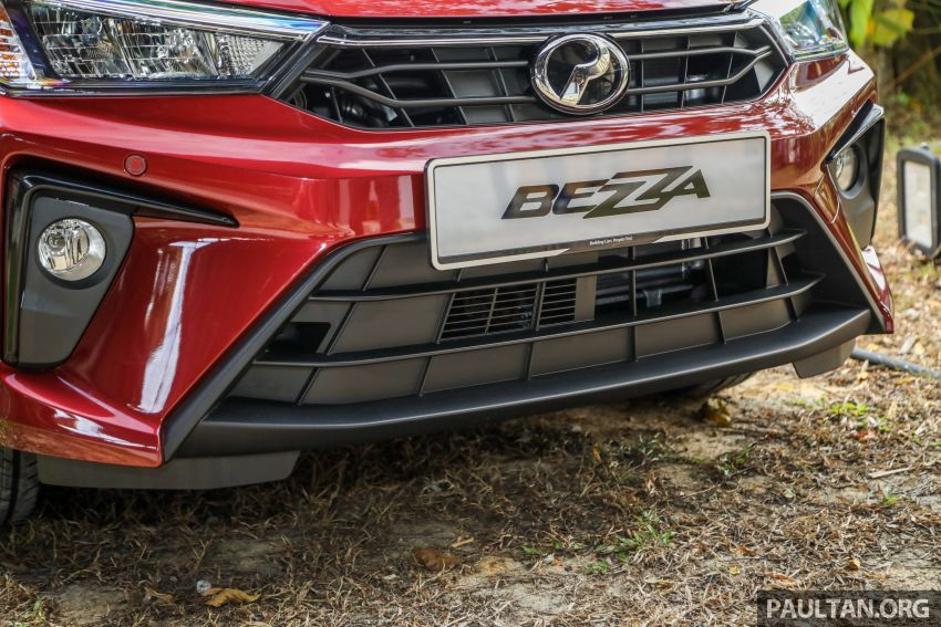 2020 Perodua Bezza facelift launched in Malaysia – ASA 2.0, LED headlamps, 4 variants, from RM34,580 Image #1066096