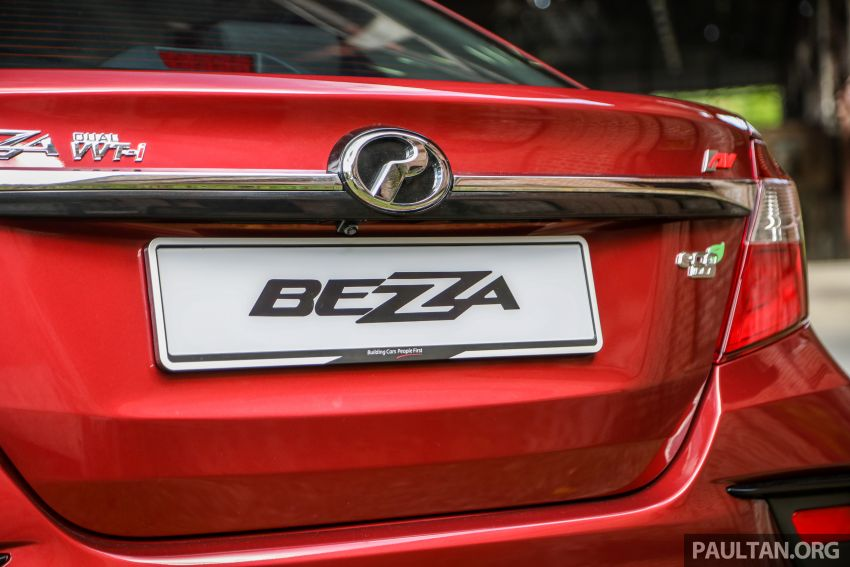2020 Perodua Bezza facelift launched in Malaysia – ASA 2.0, LED headlamps, 4 variants, from RM34,580 Image #1066117