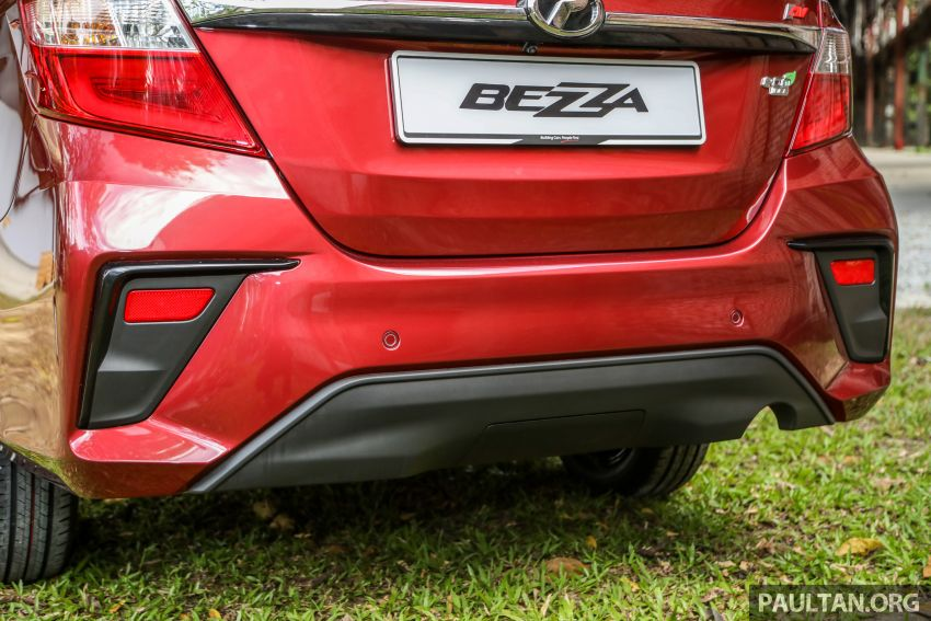 2020 Perodua Bezza facelift launched in Malaysia – ASA 2.0, LED headlamps, 4 variants, from RM34,580 Image #1066119