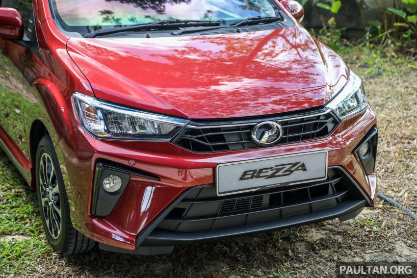 2020 Perodua Bezza facelift launched in Malaysia – ASA 2.0, LED headlamps, 4 variants, from RM34,580 Image #1066088