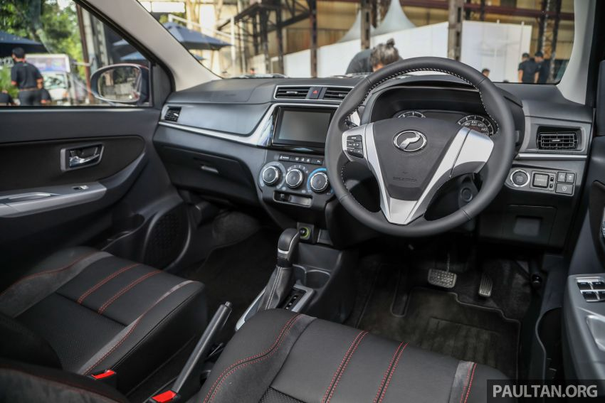 2020 Perodua Bezza facelift launched in Malaysia – ASA 2.0, LED headlamps, 4 variants, from RM34,580 Image #1066155