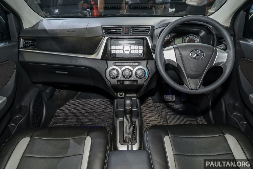 2020 Perodua Bezza GearUp accessories – full bodykit with LED light guides, seat covers, arm rest and more Image #1066221