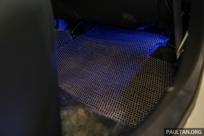 2020 Perodua Bezza GearUp accessories – full bodykit with LED light guides, seat covers, arm rest and more Image #1066233