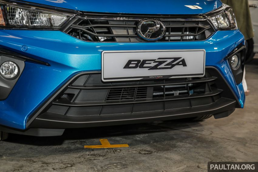 2020 Perodua Bezza facelift launched in Malaysia – ASA 2.0, LED headlamps, 4 variants, from RM34,580 Image #1066395