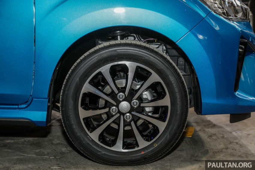 2020 Perodua Bezza facelift launched in Malaysia – ASA 2.0, LED headlamps, 4 variants, from RM34,580 Image #1066397