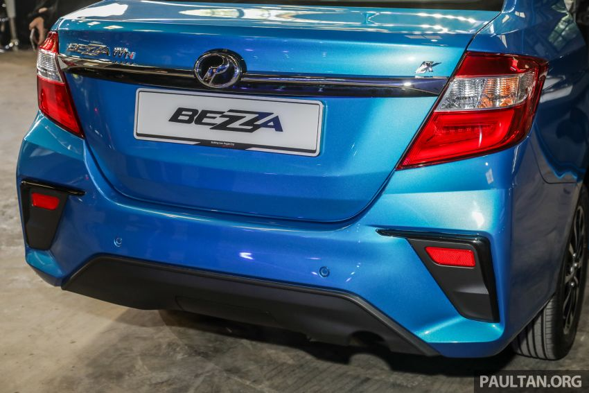 2020 Perodua Bezza facelift launched in Malaysia – ASA 2.0, LED headlamps, 4 variants, from RM34,580 Image #1066404