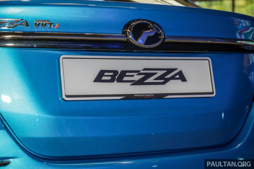 2020 Perodua Bezza facelift launched in Malaysia – ASA 2.0, LED headlamps, 4 variants, from RM34,580 Image #1066410