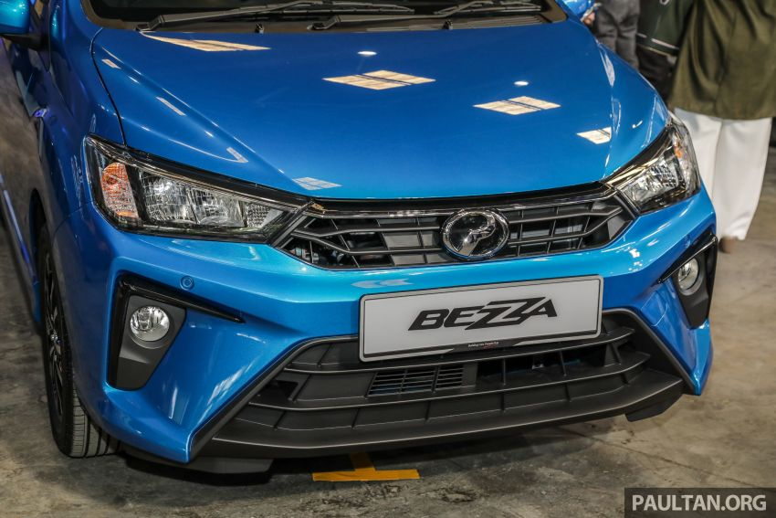 2020 Perodua Bezza facelift launched in Malaysia – ASA 2.0, LED headlamps, 4 variants, from RM34,580 Image #1066388