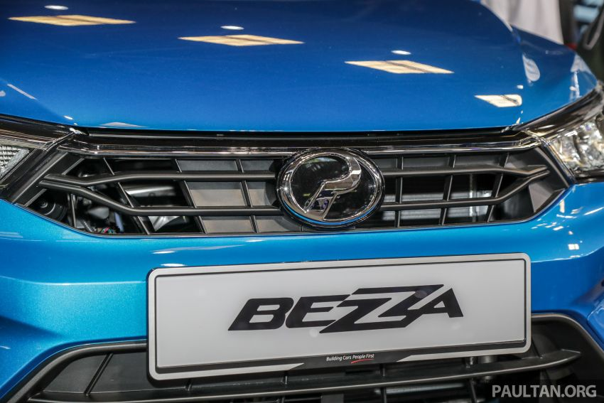 2020 Perodua Bezza facelift launched in Malaysia – ASA 2.0, LED headlamps, 4 variants, from RM34,580 Image #1066393
