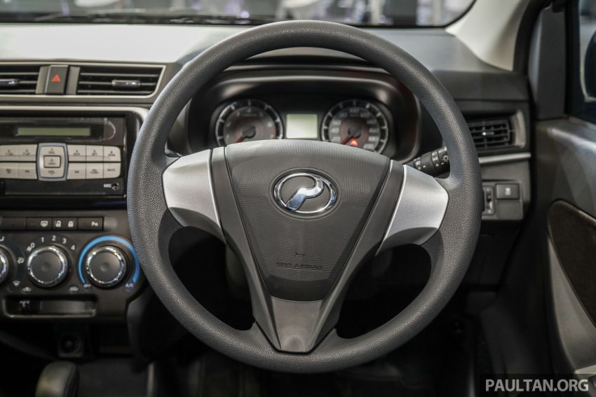 2020 Perodua Bezza facelift launched in Malaysia – ASA 2.0, LED headlamps, 4 variants, from RM34,580 Image #1066425