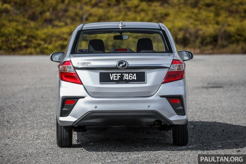 PANDU UJI: Perodua Bezza 2020 – 1.0G dan 1.3AV Image #1075219