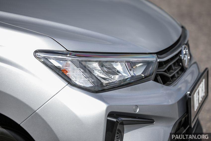 PANDU UJI: Perodua Bezza 2020 – 1.0G dan 1.3AV Image #1075226