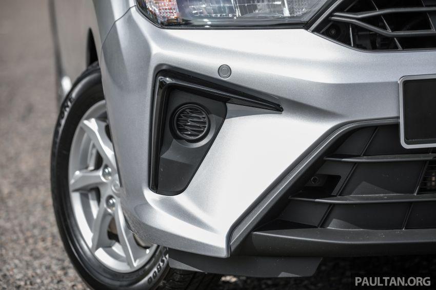 PANDU UJI: Perodua Bezza 2020 – 1.0G dan 1.3AV Image #1075227