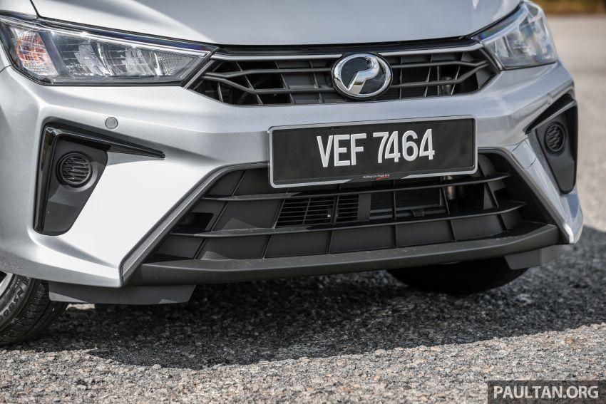 PANDU UJI: Perodua Bezza 2020 – 1.0G dan 1.3AV Image #1075229