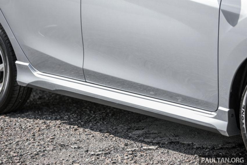 PANDU UJI: Perodua Bezza 2020 – 1.0G dan 1.3AV Image #1075233