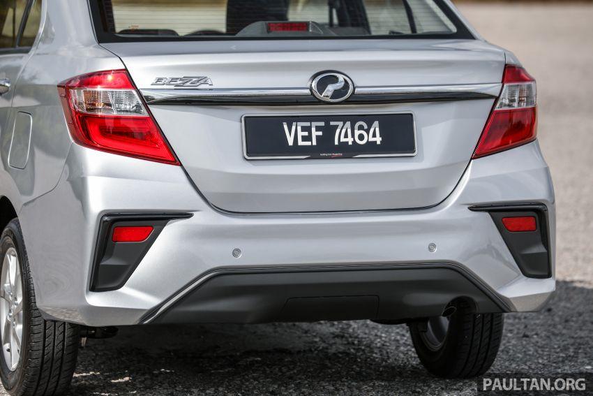 PANDU UJI: Perodua Bezza 2020 – 1.0G dan 1.3AV Image #1075235