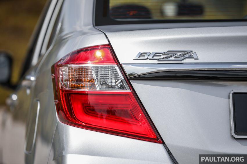 PANDU UJI: Perodua Bezza 2020 – 1.0G dan 1.3AV Image #1075236