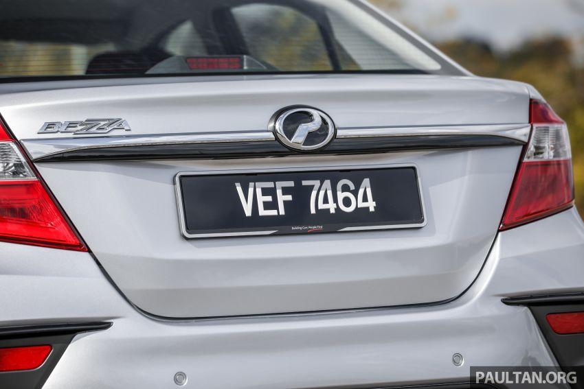 PANDU UJI: Perodua Bezza 2020 – 1.0G dan 1.3AV Image #1075239