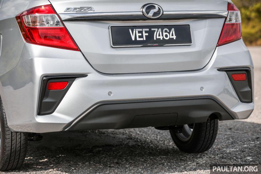 PANDU UJI: Perodua Bezza 2020 – 1.0G dan 1.3AV Image #1075240