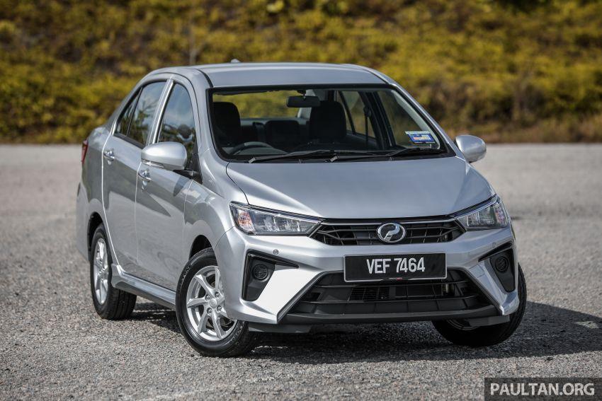 PANDU UJI: Perodua Bezza 2020 – 1.0G dan 1.3AV Image #1075209