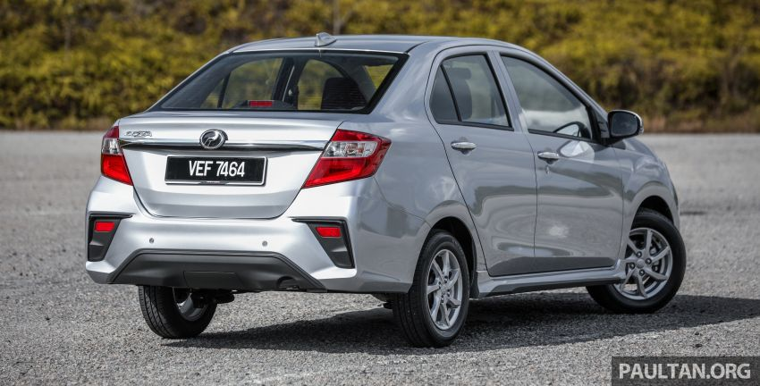 DRIVEN: 2020 Perodua Bezza 1.0G and 1.3AV review Image #1073881