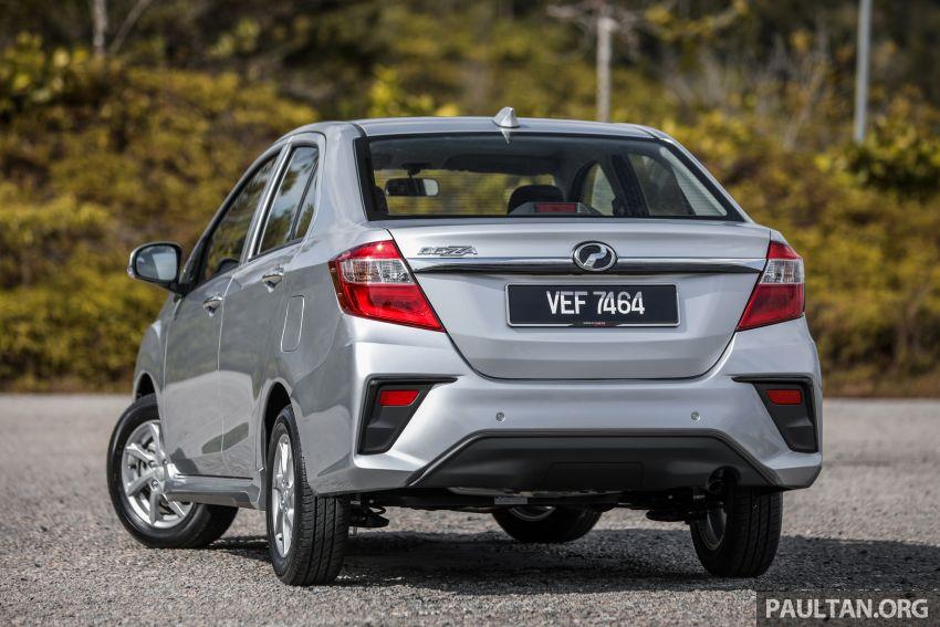 PANDU UJI: Perodua Bezza 2020 – 1.0G dan 1.3AV Image #1075216