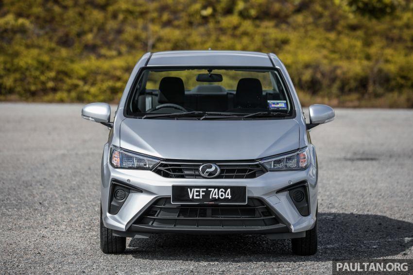 PANDU UJI: Perodua Bezza 2020 – 1.0G dan 1.3AV Image #1075217