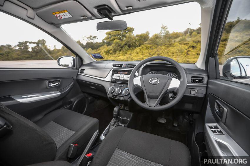 PANDU UJI: Perodua Bezza 2020 – 1.0G dan 1.3AV Image #1075259