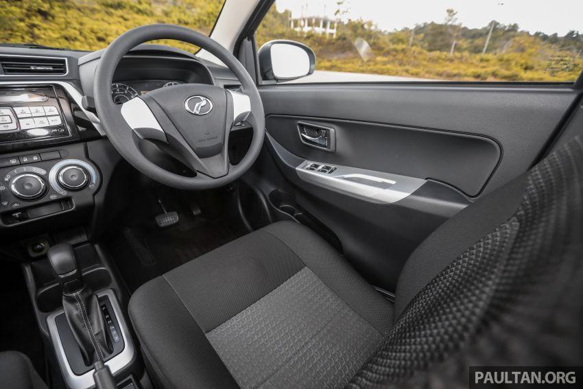 PANDU UJI: Perodua Bezza 2020 – 1.0G dan 1.3AV Image #1075260