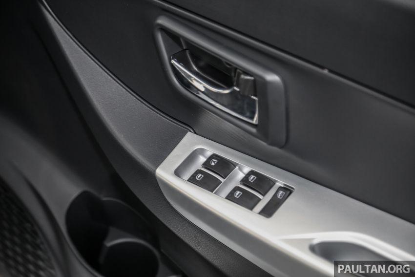 PANDU UJI: Perodua Bezza 2020 – 1.0G dan 1.3AV Image #1075263
