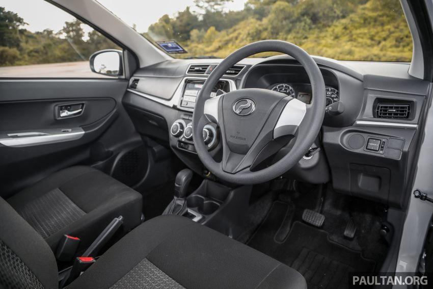 PANDU UJI: Perodua Bezza 2020 – 1.0G dan 1.3AV Image #1075244