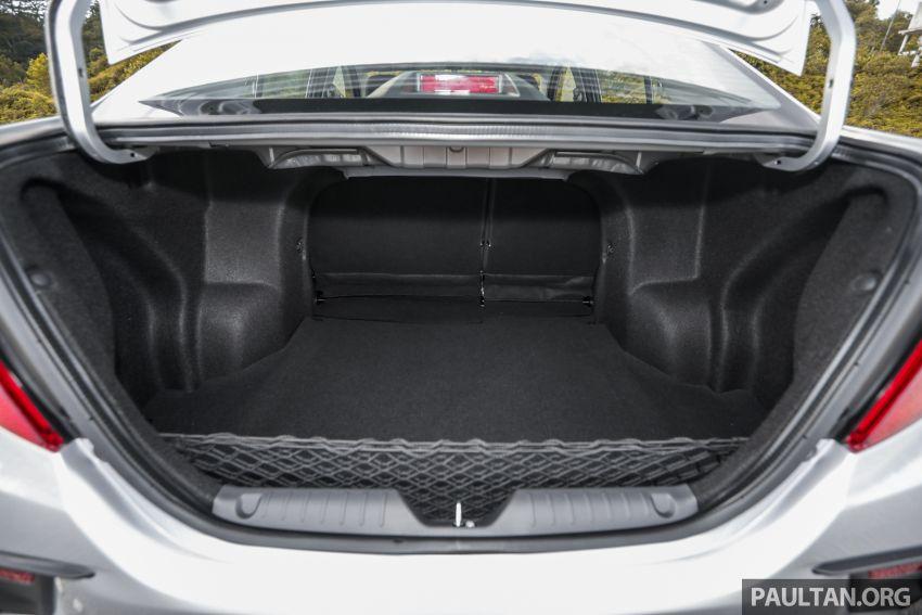 PANDU UJI: Perodua Bezza 2020 – 1.0G dan 1.3AV Image #1075277