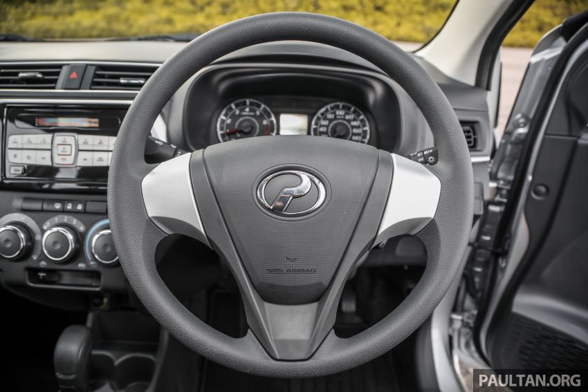 PANDU UJI: Perodua Bezza 2020 – 1.0G dan 1.3AV Image #1075246