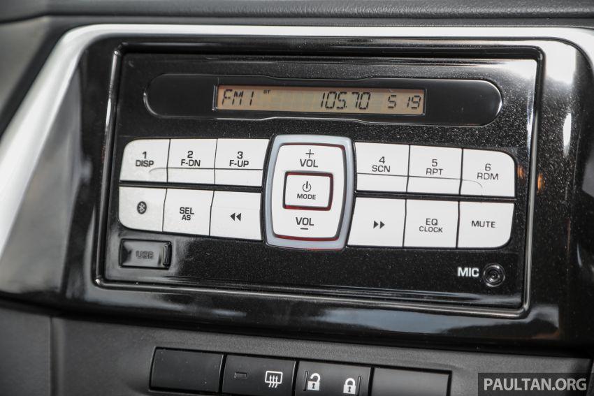 PANDU UJI: Perodua Bezza 2020 – 1.0G dan 1.3AV Image #1075249