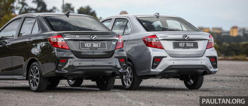 PANDU UJI: Perodua Bezza 2020 – 1.0G dan 1.3AV Image #1075290
