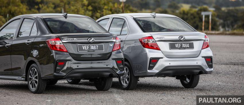 PANDU UJI: Perodua Bezza 2020 – 1.0G dan 1.3AV Image #1075289