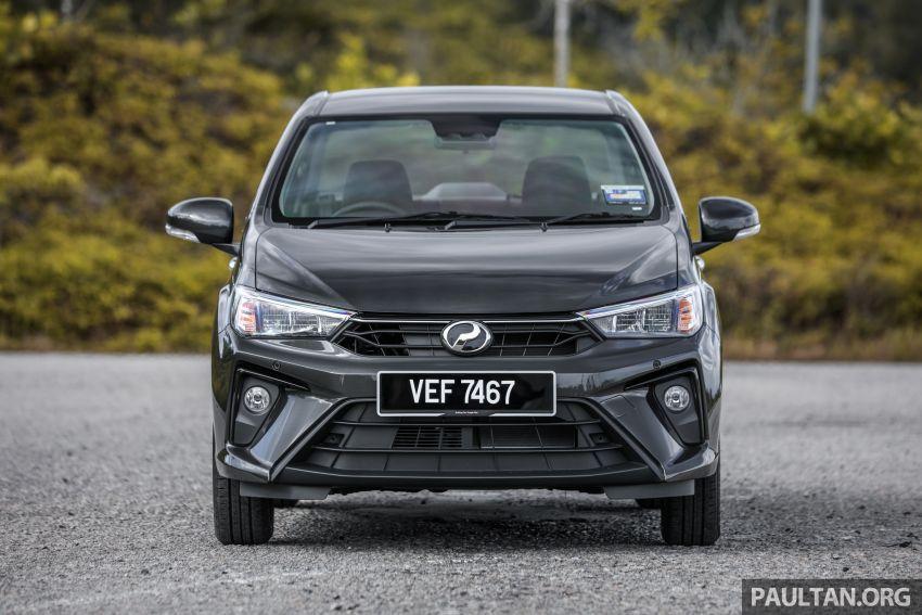 PANDU UJI: Perodua Bezza 2020 – 1.0G dan 1.3AV Image #1075304