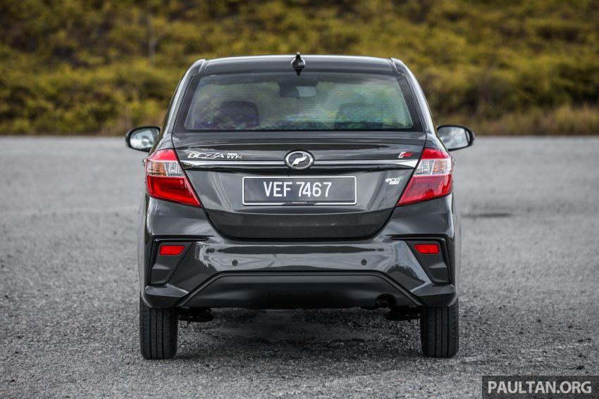 PANDU UJI: Perodua Bezza 2020 – 1.0G dan 1.3AV Image #1075305